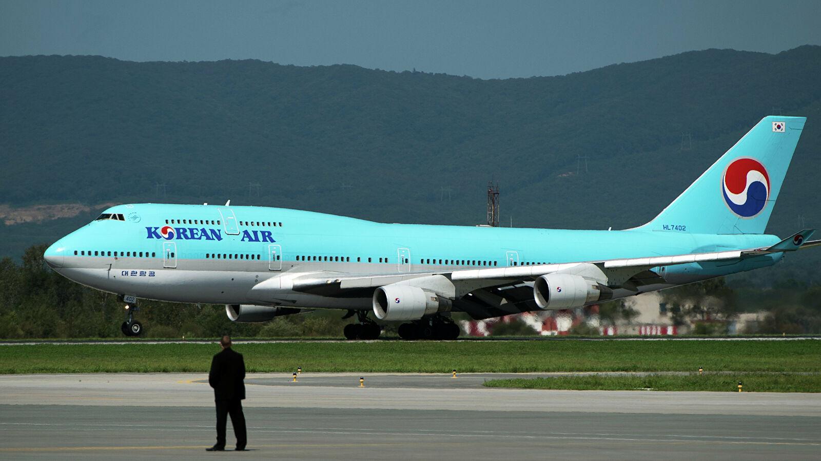 Korean Air займется «полетами в никуда»