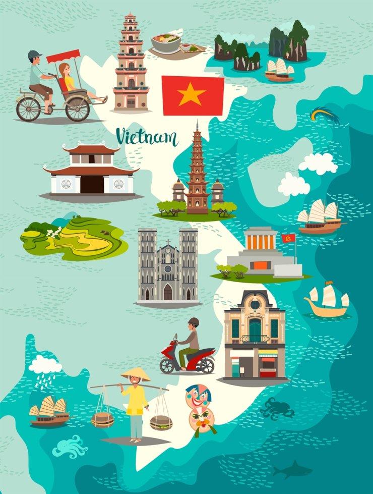 Ассоциация государств Юго-Восточной Азии (АSЕАN) выпустит туристические видеоролики