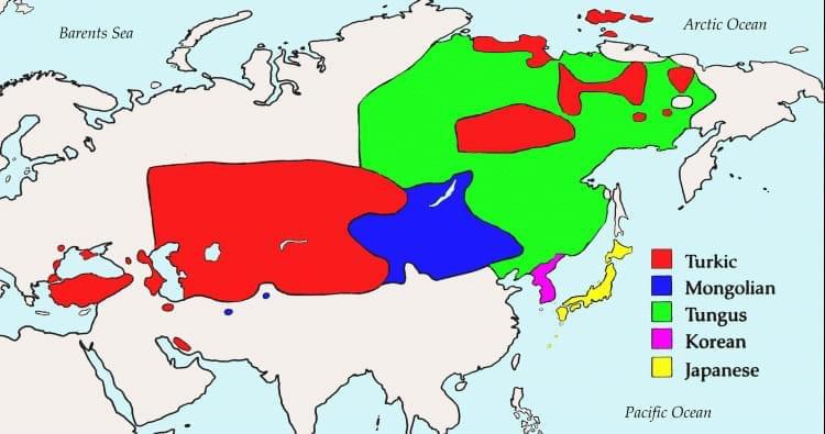 Корейцы – потомки племен Крайнего Севера?!